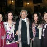 Shadia Alem, Adam Heinen, Raja Alem, Mona Khazindar, Il Cairo, 2006