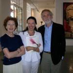 Paola Folon, Davide Benati, Monte-Carlo, 2009
