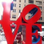 Robert Indiana, New York, 2012